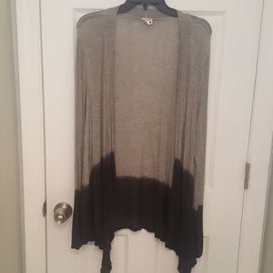 Sweaters - Dip dyed sweater